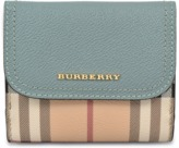 Burberry Luna flap wallet