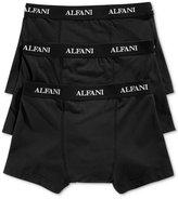 Alfani Men's Knit Tagless Slim Fit Stretch Trunks 3-Pack, Only at Macy's