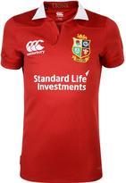 Canterbury of New Zealand Lions Matchday Kids Pro Jersey