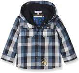 3 Pommes 3Pommes Baby Boys 0-24m Blue Iceberg Shirt,18-24 Months (Manufacturer Size:18forwardslash2A)
