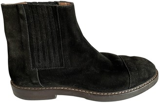 Marni Brown Suede Boots