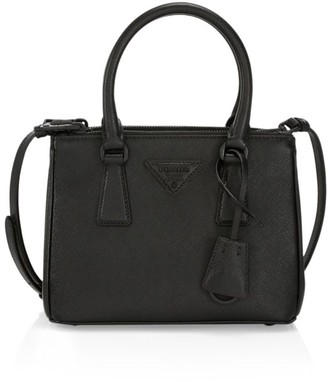 Prada Mini Galleria Leather Tote