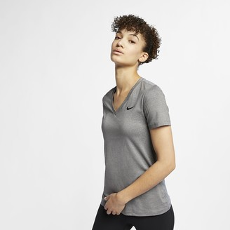 Nike Women's Short Sleeve Training Top Dri-FIT Victory