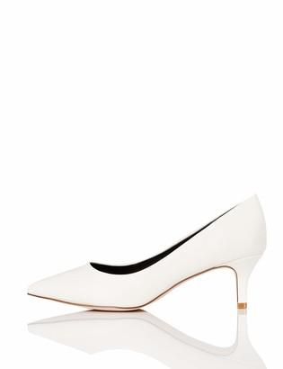 White Kitten Heel Heels   Shop the
