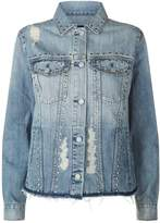 Rails Knox Studded Denim Jacket