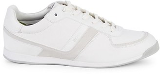 HUGO BOSS Logo Lace-Up Sneakers