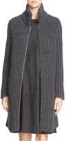 Fabiana Filippi Women's Gauge Knit Cashmere Sweater Jacket