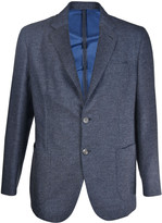 Brioni Notched Lapel Blazer