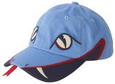 Fat Face Children's Snake Cap Hat, Blue