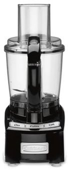 Cuisinart 7-c. Elite Collection Compact Food Processor, Black