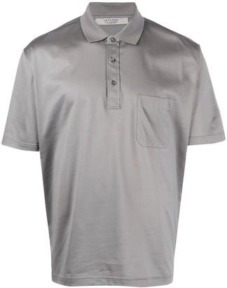 La Fileria For D'aniello Woven Polo Shirt