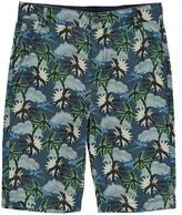 Stella McCartney Lucas Palm Tree Bermuda Shorts