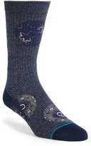Stance Men's Classic Crew Light Deception Socks