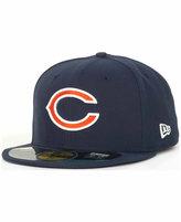 New Era Chicago Bears On Field 59FIFTY Cap
