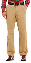 Daniel Cremieux Madison Classic-Fit Flat-Front Chino Pants