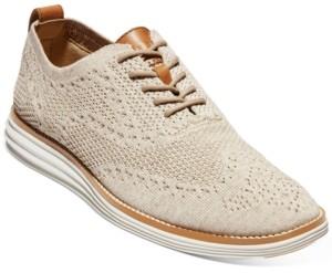Cole Haan Men's riginalGrand Stitchlite Wingtip Oxfords Men's Shoes