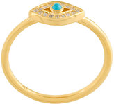 Astley Clarke mini Evil Eye ring