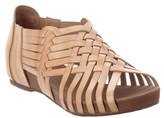 Chocolat Blu Viva Leather Sandal.