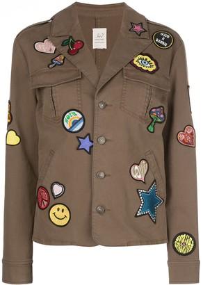 Cinq à Sept Valley jacket