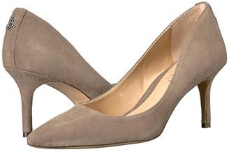 Lauren Ralph Lauren Lanette (Light Taupe Suede) Women's Shoes