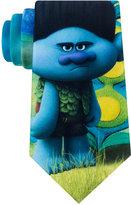 Trolls by DreamWorks Men's Trolls Print Tie