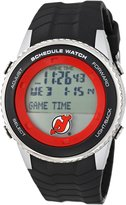 Game Time NHL Men's NHL-SW-NJ Schedule Series New Jersey Devils Watch