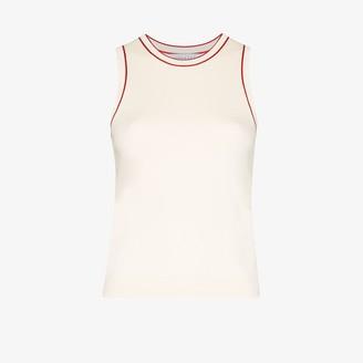 ODYSSEE Liberte knit tank top