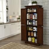 Americana Wood Kitchen Pantry in Cherry