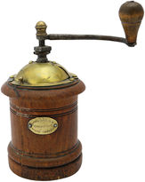One Kings Lane Vintage Antique French Alsace Coffee Grinder