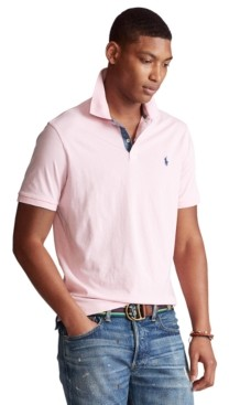Polo Ralph Lauren Men's Classic Fit Jersey Polo Shirt