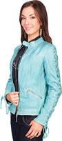 Scully Lamb Skin Jacket L411 (Women's)