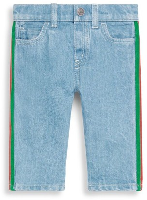 Gucci Baby Boy's Tapered Jeans
