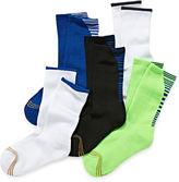 Gold Toe 5-pk. Ultra Tec Crew Socks - Boys