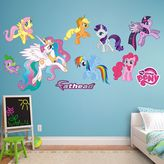Fathead My Little Pony Collection Wall Decals by