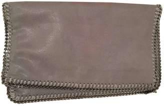 Stella McCartney Stella Mc Cartney Grey Synthetic Clutch bags