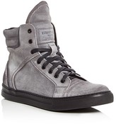 Kenneth Cole Double Header II High Top Sneakers