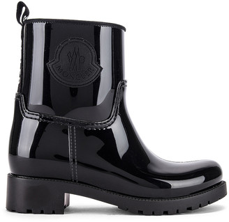 Moncler Ginette Stivale Boot in Black | FWRD