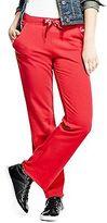 GUESS Women's Asher Raw-Hem Pants