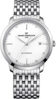 Girard Perregaux Girard-Perregaux 1966 steel and diamond automatic watch