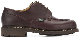 Paraboot chunky oxford shoes