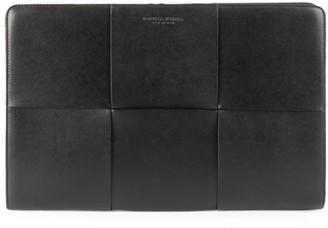 Bottega Veneta Urban Leather Portfolio Case