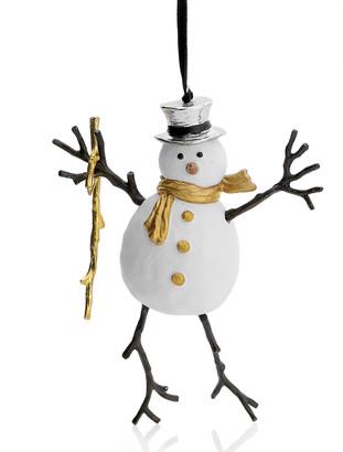 Michael Aram Snowman Christmas Ornament