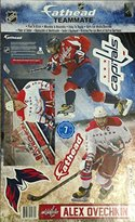 Fathead NHL Alex Ovechkin Washington Capitals Home and Away 2015-16 Teammate