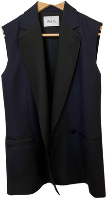 Pallas Navy Wool Jackets