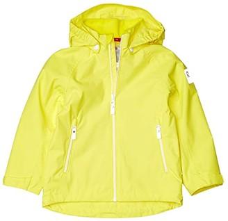 reima Reimatec Jacket Soutu (Toddler/Little Kids/Big Kids) (Candy Pink) Kid's Clothing