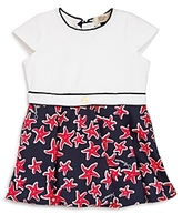 Armani Junior Girls' Jersey Starfish Dress - Baby