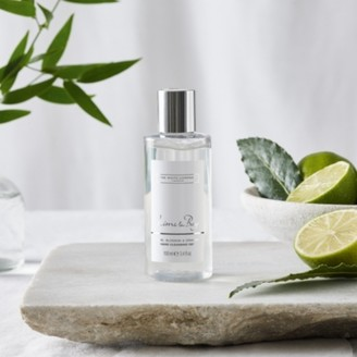 The White Company Lime & Bay Hand Cleansing Gel, No Colour, One Size