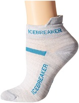 Icebreaker Multisport Ultra Light Micro 1-Pair Pack Women's No Show Socks Shoes