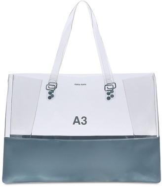 Nana-Nana A3 Pvc Shopping Tote Bag