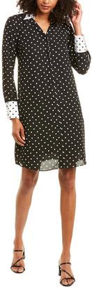 Nanette Nanette Lepore Printed Shirtdress